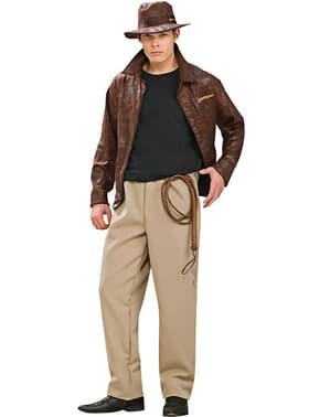 Deluxe Indiana Jones Kostyme Voksen
