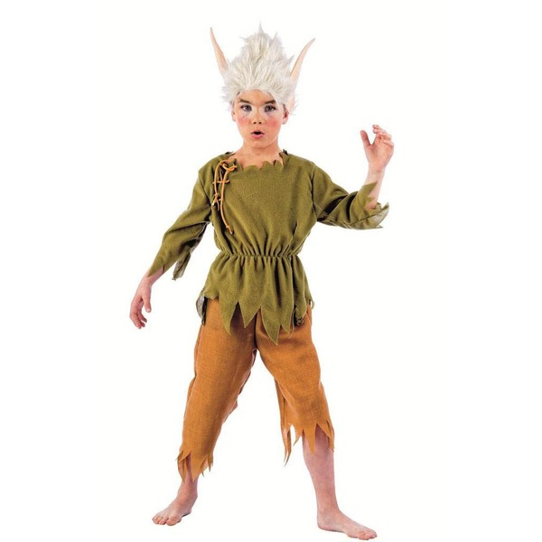 Disfraz de elfo lilvast ni o comprar online - Disfraz elfo nino ...