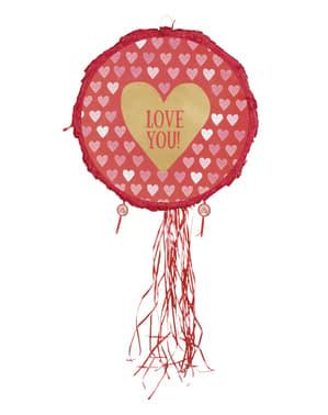 Piñata sydämillä – Love You