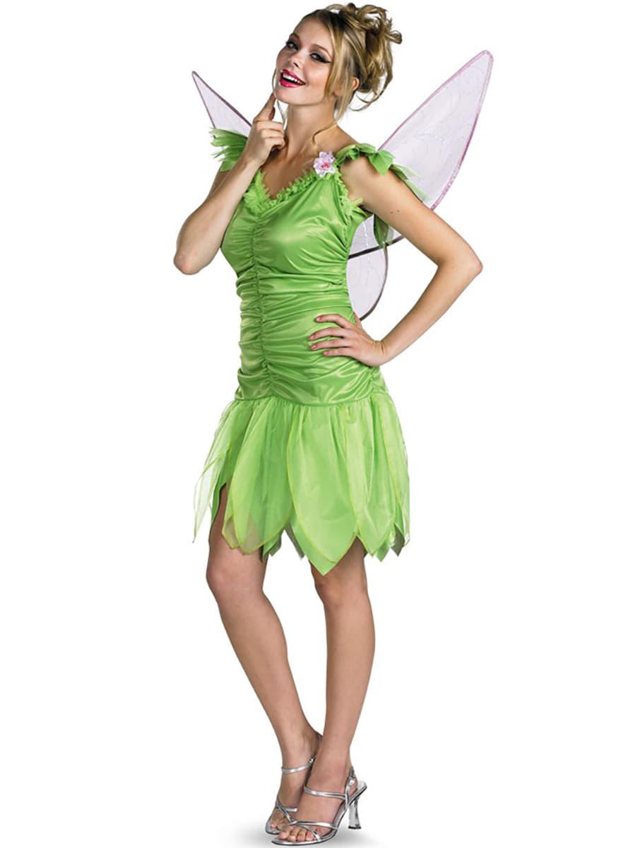 Como disfrazarse de Campanilla  Disfraces Disney 64d654e41b75