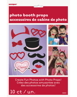 Valentinstag Photocall Accessoires