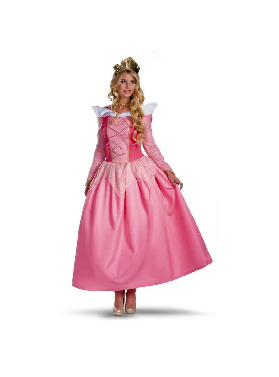Disfraz de Aurora Prestige para mujer   Funidelia