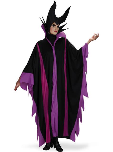 Luxus Maleficent felnőtt jelmez
