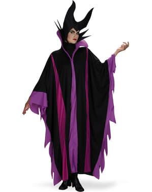 Deluxe Maleficent Kostyme Voksen