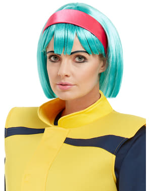 Bulma Wig - Dragon Ball