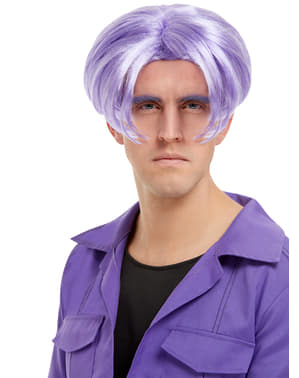 G Satan Wig - Dragon Ball