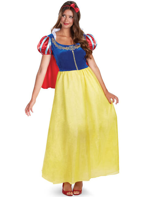 Deluxe Snow White Adult Costume
