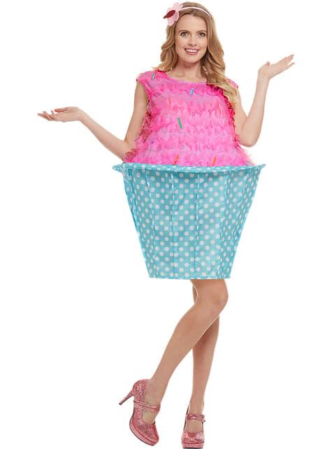 Fato de cupcake