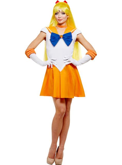 Disfraz de Venus - Sailor Moon