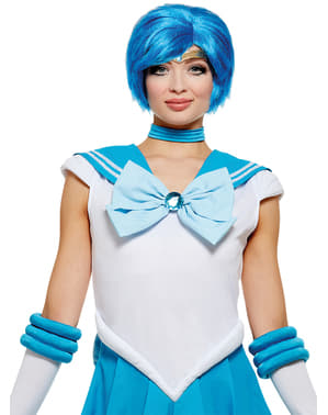 Sailor Mercury Wig - Sailor Moon
