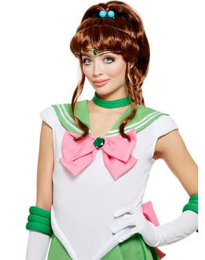 Sailor Jupiter Perücke - Sailor Moon