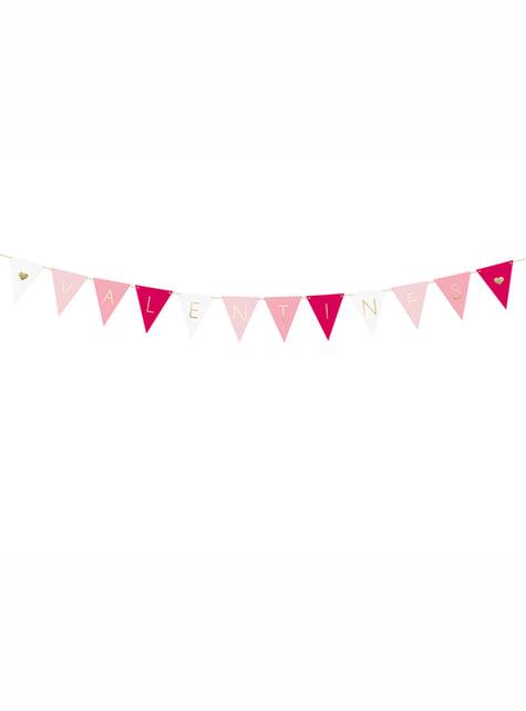Banderines día de San Valentín - Valentine Collection