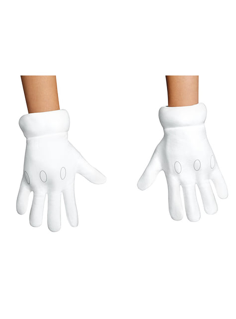 Super Mario Bros Kids Gloves