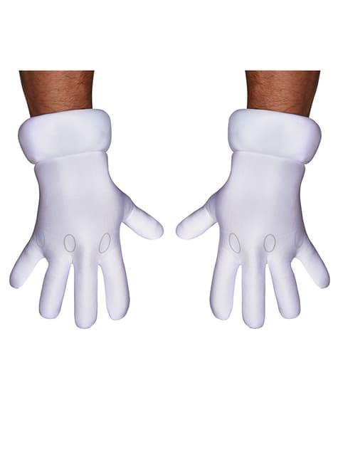 Super Mario Bros Handschoenen voor volwassenen