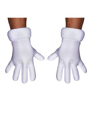 Super Mario Bros Handschuhe für Erwachsenen