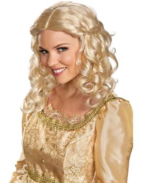 Parrucca Aurora Malefica adulta