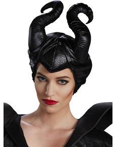 Maleficent Hörner für Damen schwarz