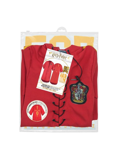 Túnica de Quidditch Gryffindor infantil (Réplica oficial Collectors) - Harry Potter - comprar