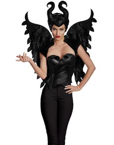 Flügel von Maleficent