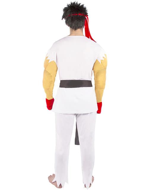 Fato de Ryu - Street Fighter
