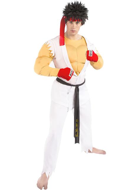 Disfraz de Ryu - Street Fighter