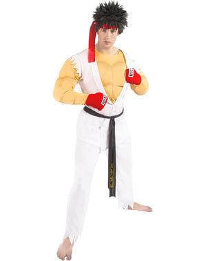 Рю костюм для мужчин - Street Fighter