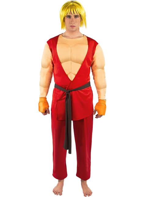 Strój Ken - Street Fighter