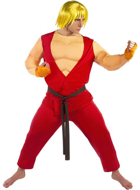 Ken-asu - Street Fighter