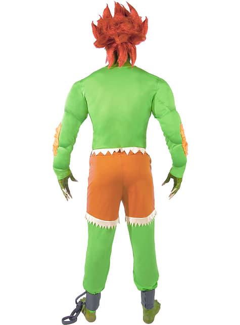 Blanka Costume - Street Fighter