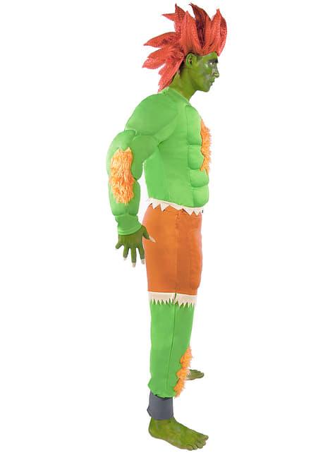 Disfraz de Blanka - Street Fighter - traje