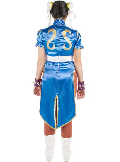 Disfraz de Chun-Li - Street Fighter - traje