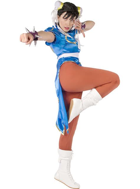 Disfraz de Chun-Li - Street Fighter - barato