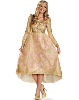 Costum Aurora Încoronarea Malefică pentru femeie