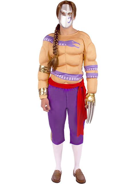 Vega Costume - Street Fighter