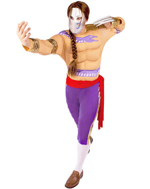 Vega Maskeraddräkt - Street Fighter