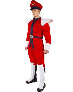 M Бизон костюм для мужчин - Street Fighter