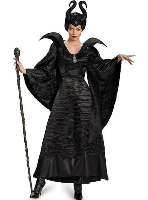 Maleficent deluxe felnőtt jelmez