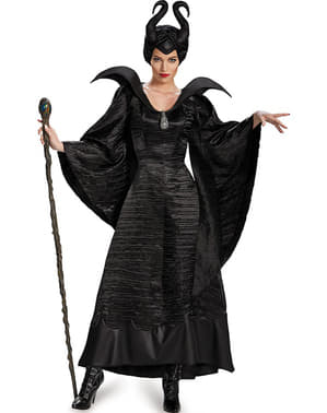 Maleficent deluxe Adult kostum
