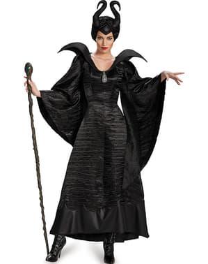 Maleficent deluxe kostume til kvinder