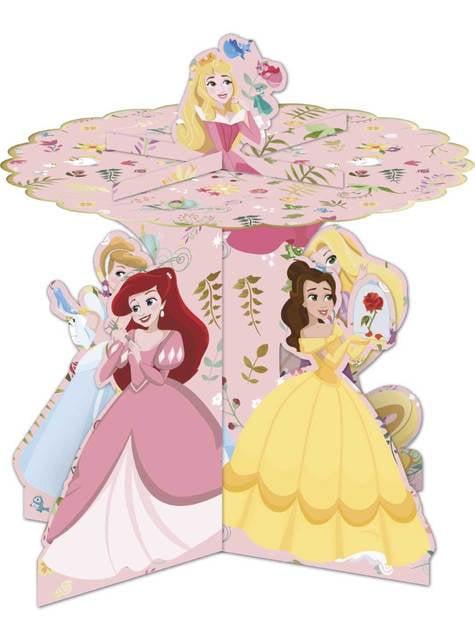 Présentoir à cupcakes Princesses Disney - True Princess