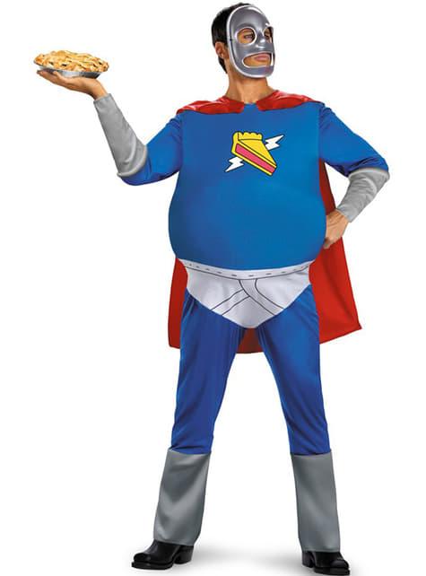 Homer Simpson Tortenmann Kostüm