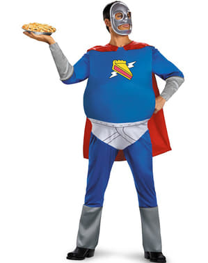 Homer Pieman Simpson Adult Costume