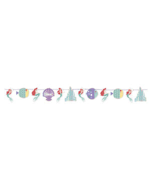 The Little Mermaid Garland - Ariel Under the Sea