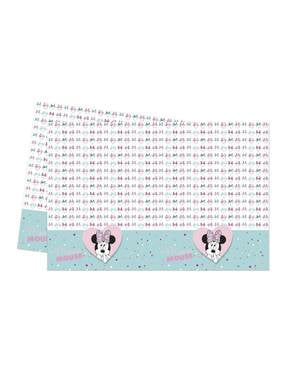 Minnie Mouse Table Cover - Minnie Party Gem
