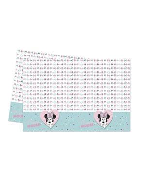 Minnie Mouse tafelkleed - Minnie Party Gem