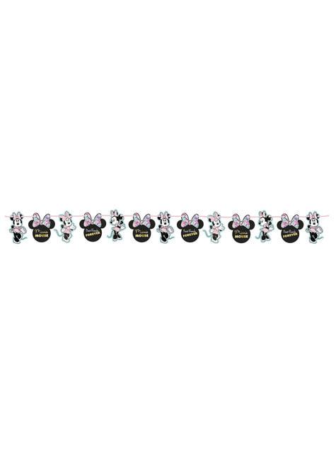 Girlanda Myszka Minnie – Minnie Party Gem