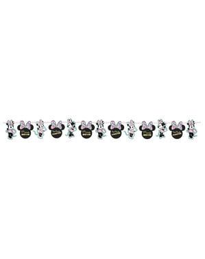 Guirlande  de Minnie Mouse - Minnie Party Gem