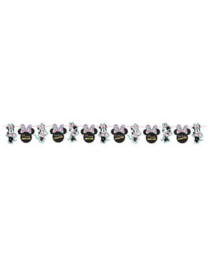 Minnie Mouse Garland - Minnie Party Gem