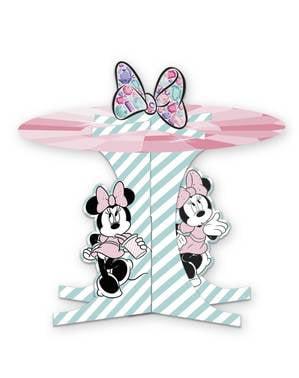 ミニーマウスカップケーキスタンド -  Minnie Party Gem