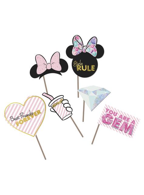 Disney Minnie Mouse Party Gem Paper Cups 8 Pack